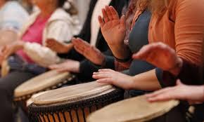 drumming hands 2